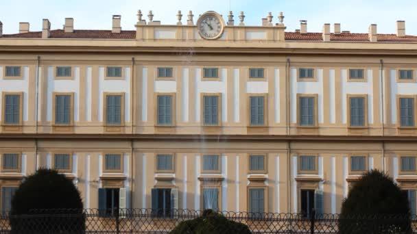 Brunnen in der Monza Villa Reale