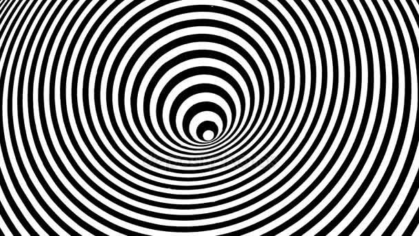 hypnóza spirálový efekt