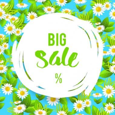 Big sale floral lettering