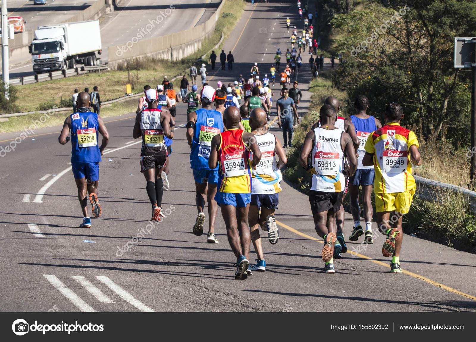 Comrades Marathon South Africa – Stock Editorial Photo ...