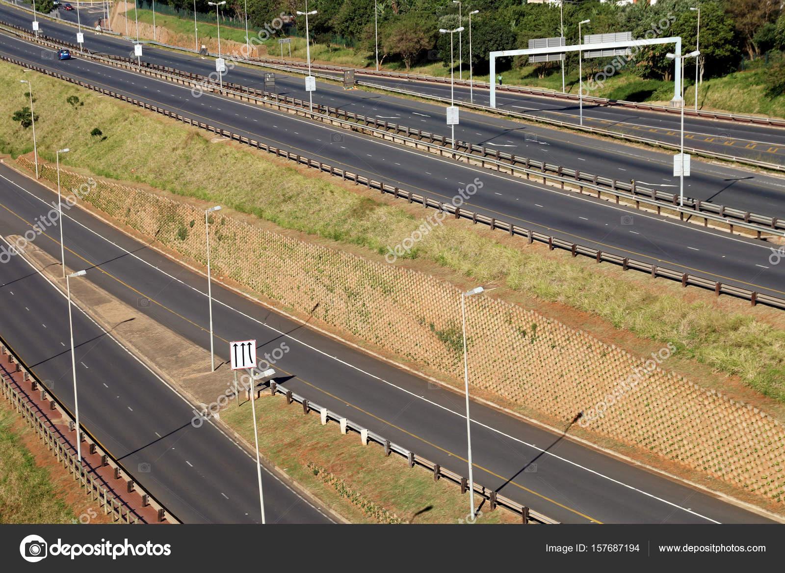 南アフリカ共和国の高速道路