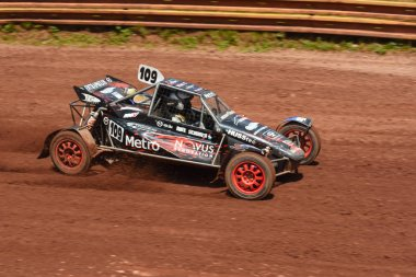 1st - 2nd  of July 2017, Autocross in Nova Paka, FIA  European Championships, Czech Republic. Buggy cars and Super buggy.