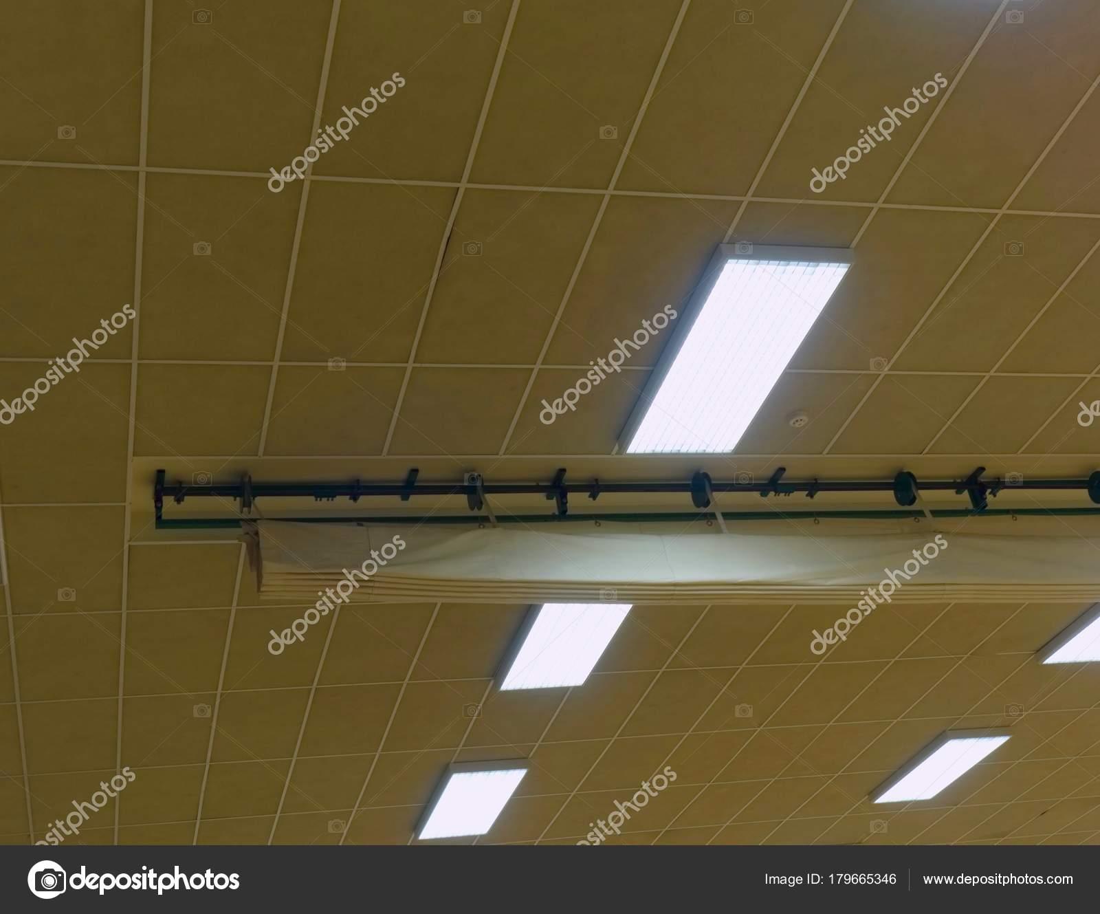 Pannello di illuminazione industriale del gas scarichi la lampada