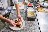 Szakács locsolás fűszerek a Nagykonyhák-csészében