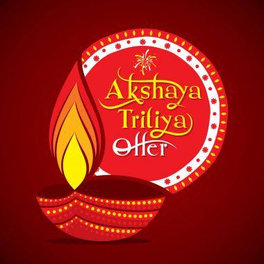 akshaya tritiya festival offer template