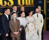 Michael Shannon, Jaeden Martell, Katherine Langford, Daniel Craig, Ana de Armas, Don Johnson, Chris Evans  Jamie Lee Curtis