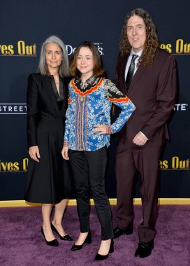 Weird Al Yankovic, Suzanne Yankovic & Nina Yankovic