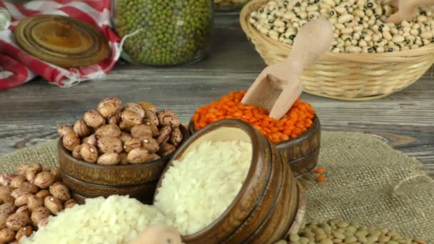 Legumes Delicious and Healthy Natural  Mix Food