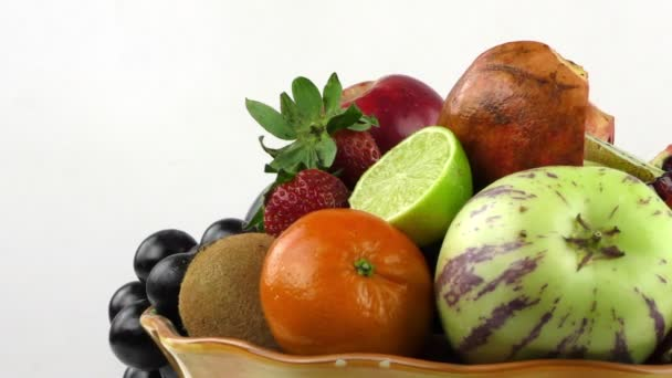 Fruits Composition All Together