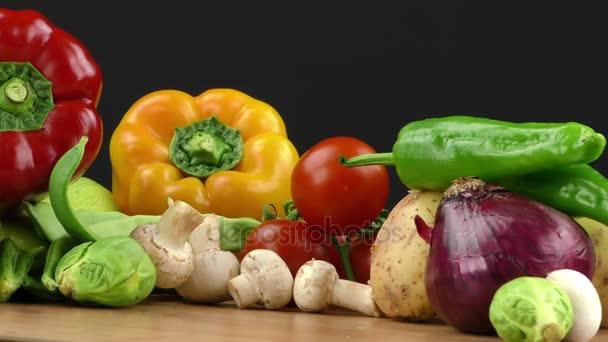 Vegyes zöldség összetétele