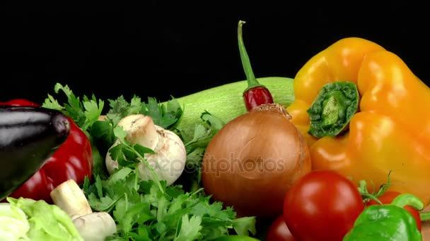 Mix di verdure composizione