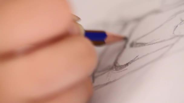 Kresby a kresby v dokumentu White Paper makra