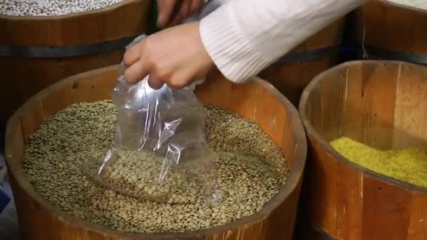 Legume Vegetarian Dry Lentil