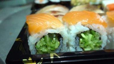 Japan Traditional Seafood Sushi