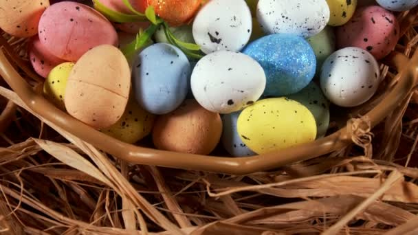 Színes hagyományos ünnep Húsvéti páska tojás