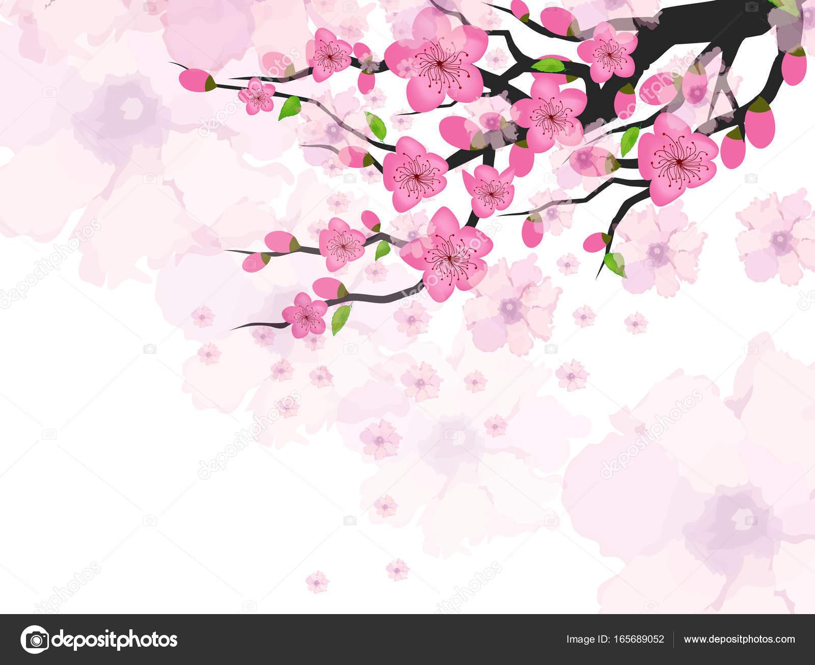 Carte De Nouvel An Chinois Avec La Fleur De Prunier Image