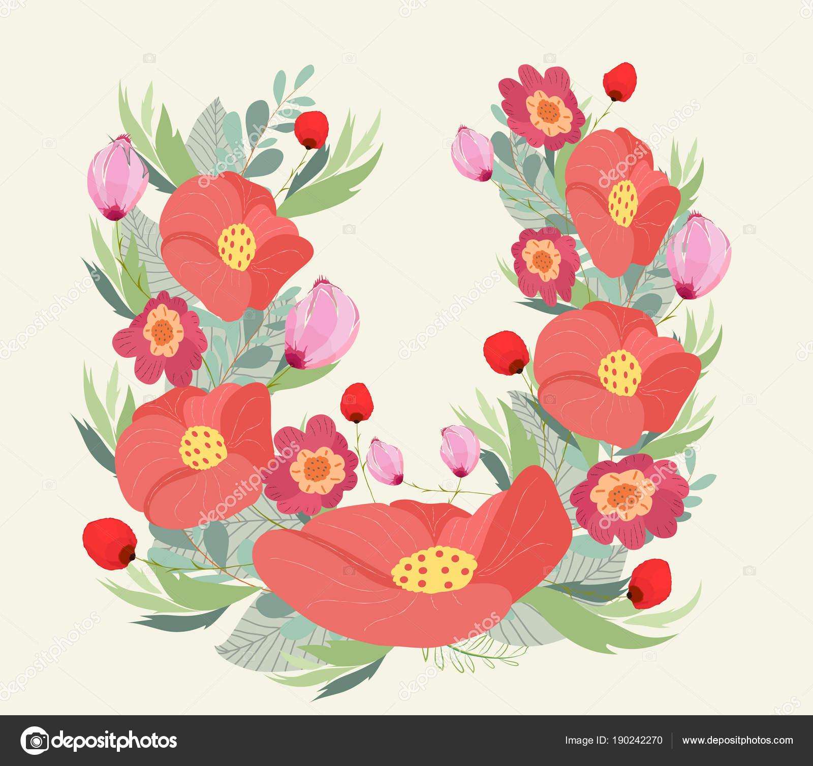 Wedding Invitation Card Flower Romantic Peonies Background — Stock ...
