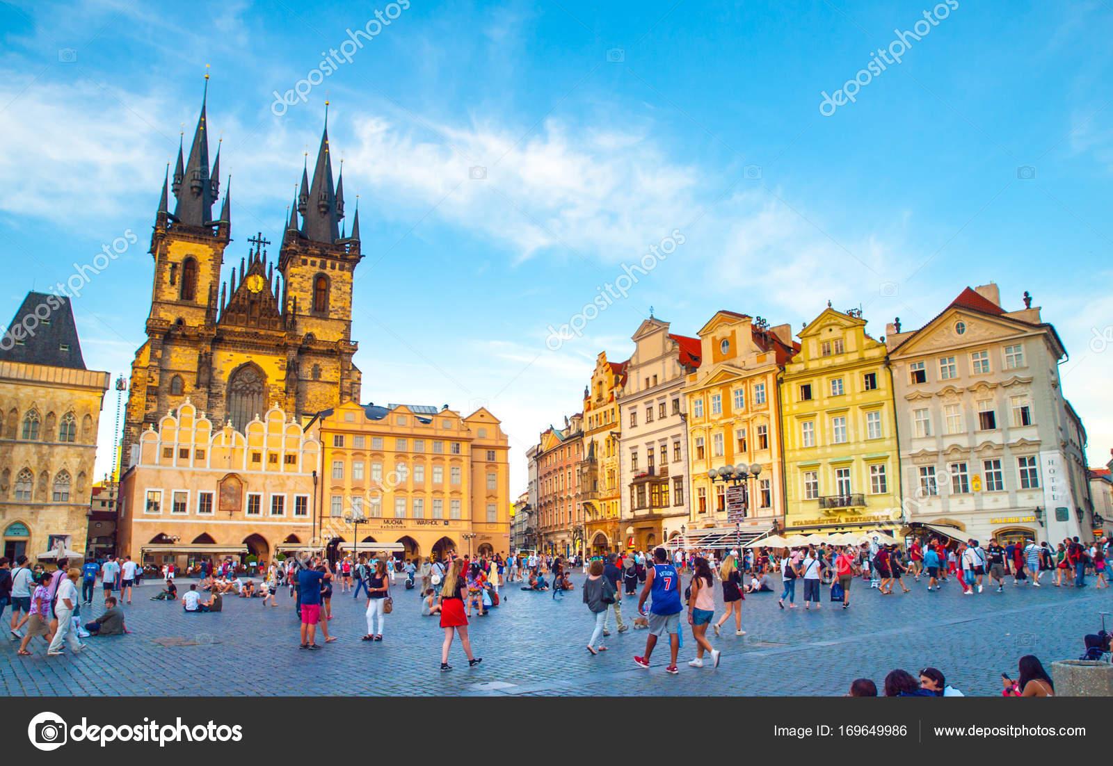 Cuál es la mejor época para visitar Praga