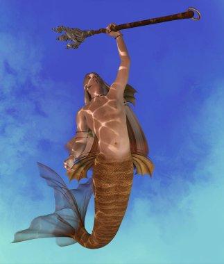 Merman of the Sea