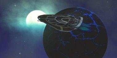 Stinger Star-uzay gemisiyle