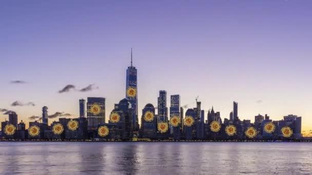 Coronavirus mizí v New Yorku. Covid-19 Zpomalení a pokles