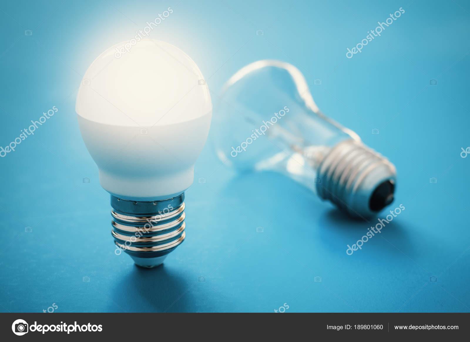 Lampada led illuminato vicino reclinabile lampada ad incandescenza