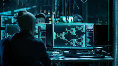 Team of Internationally Wanted Hackers Teem Organizing Advanced