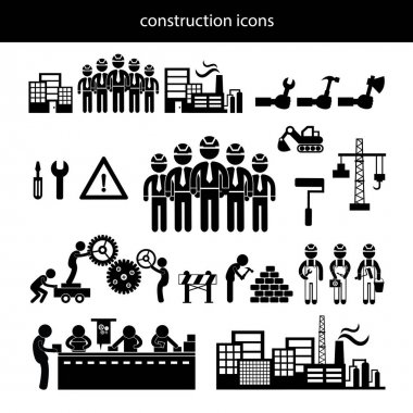 under construction in Industry icons