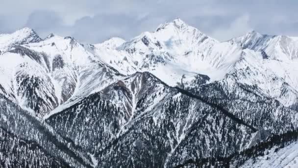 krásná krajina hor.