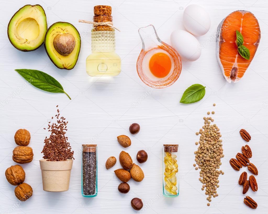 mat med omega 3