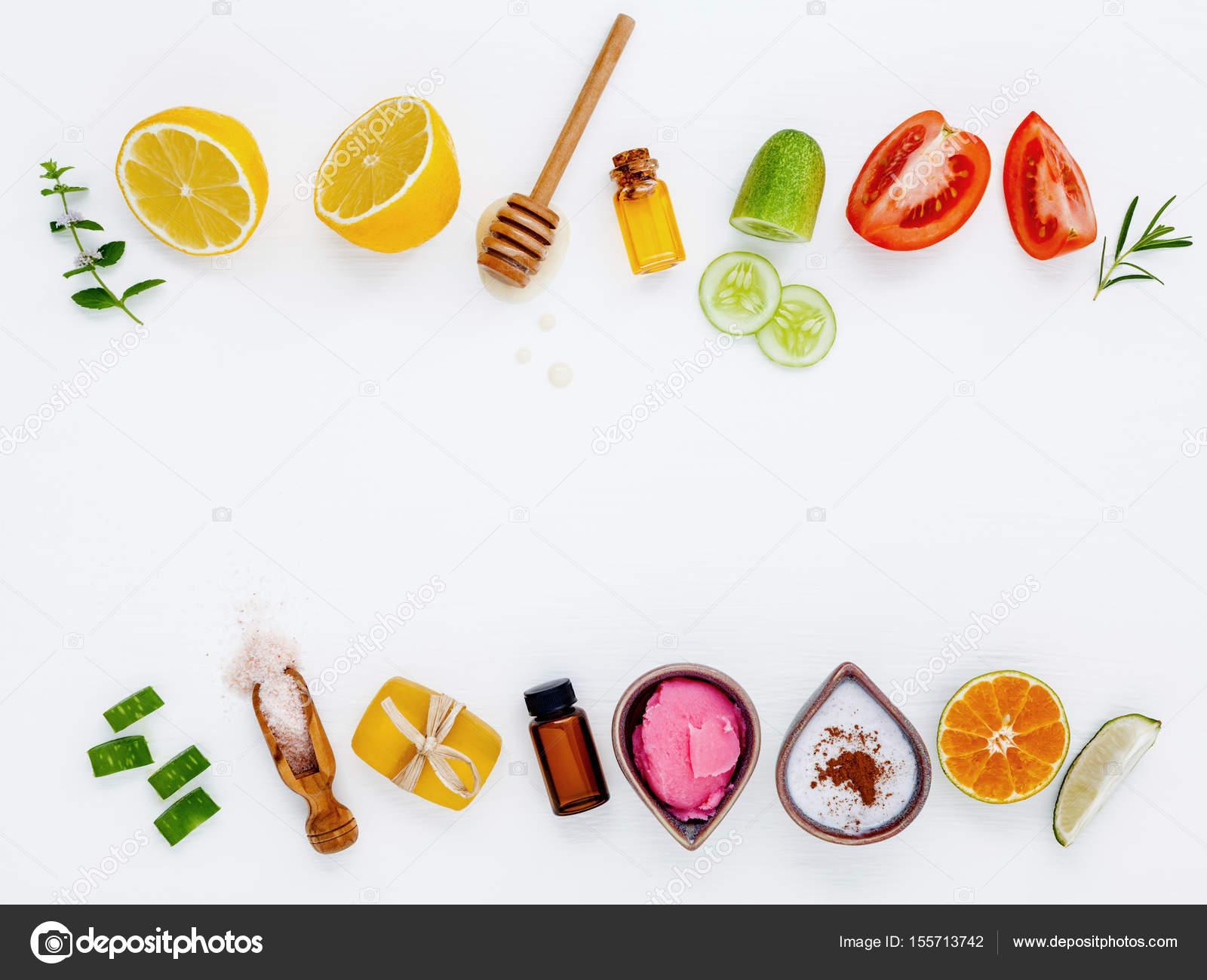 Piel caseras exfoliantes cuidado y cuerpo con Aloe Vera ingredientes ...
