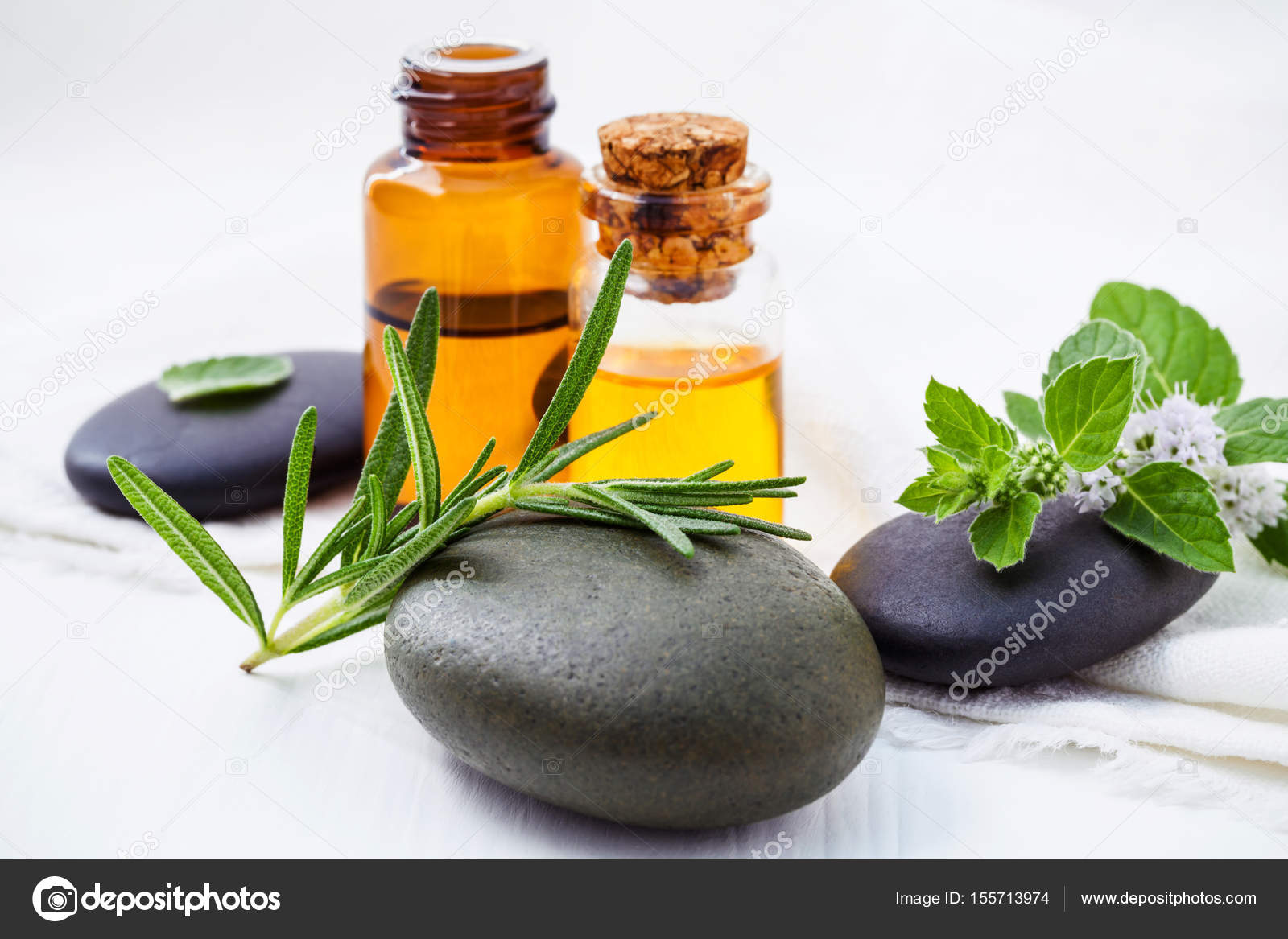 Homemade skin care and body scrubs with