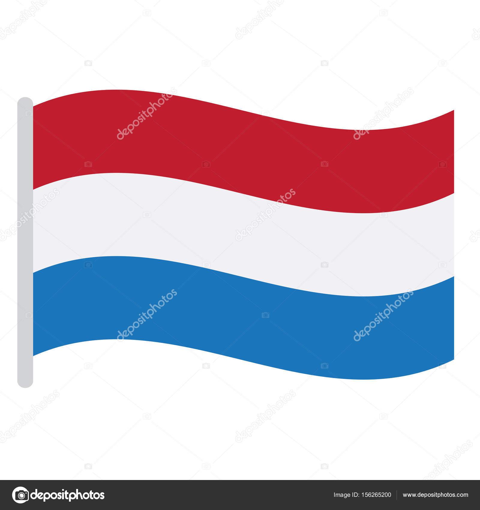 isolated dutch flag stock vector jokalar01 156265200