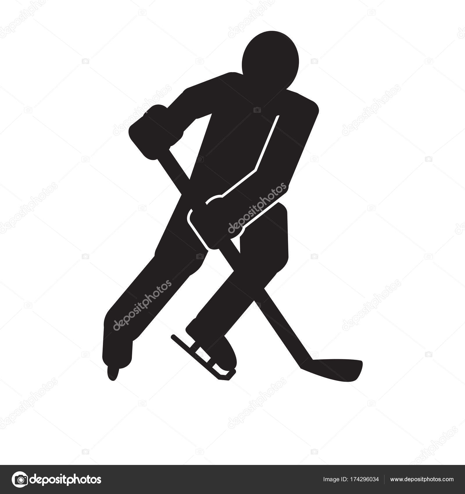 Abstract hockey symbol stock vector jokalar01 174296034 abstract hockey symbol isolated on white background vector illustration vector by jokalar01 biocorpaavc Image collections