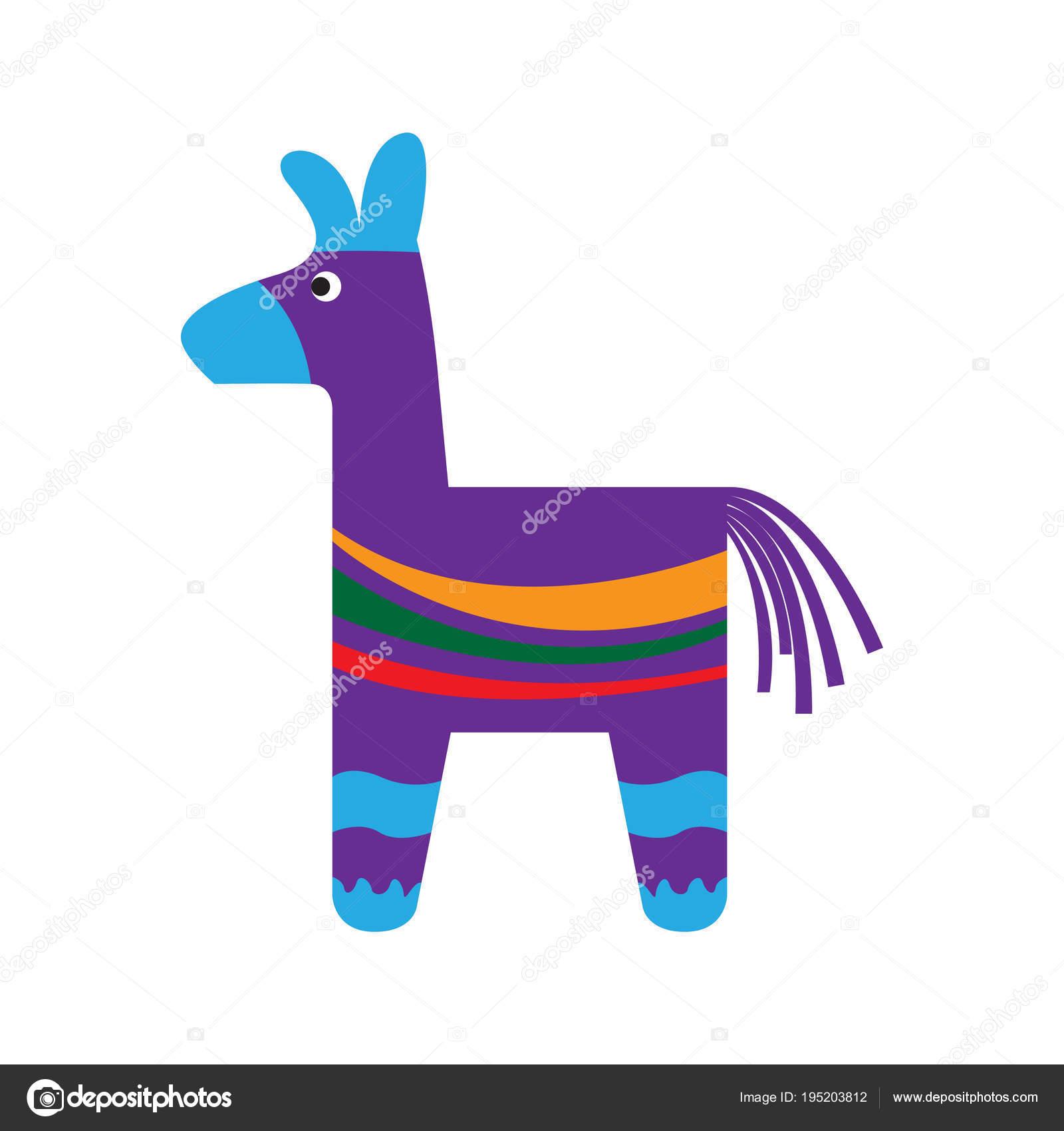 Piñata mexicana tradicional — Vetores de Stock © JoKalar01  195203812 7c53b4d7a01