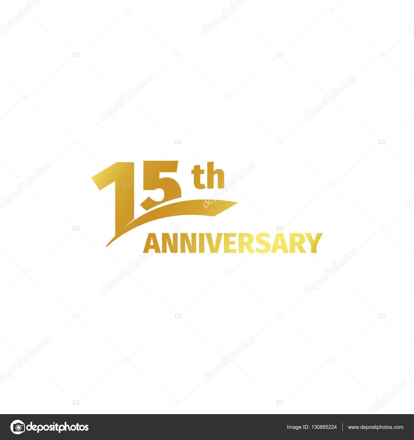 Fondo Invitaciones Xv Anos Resumen Oro 15 Aniversario Logo Sobre