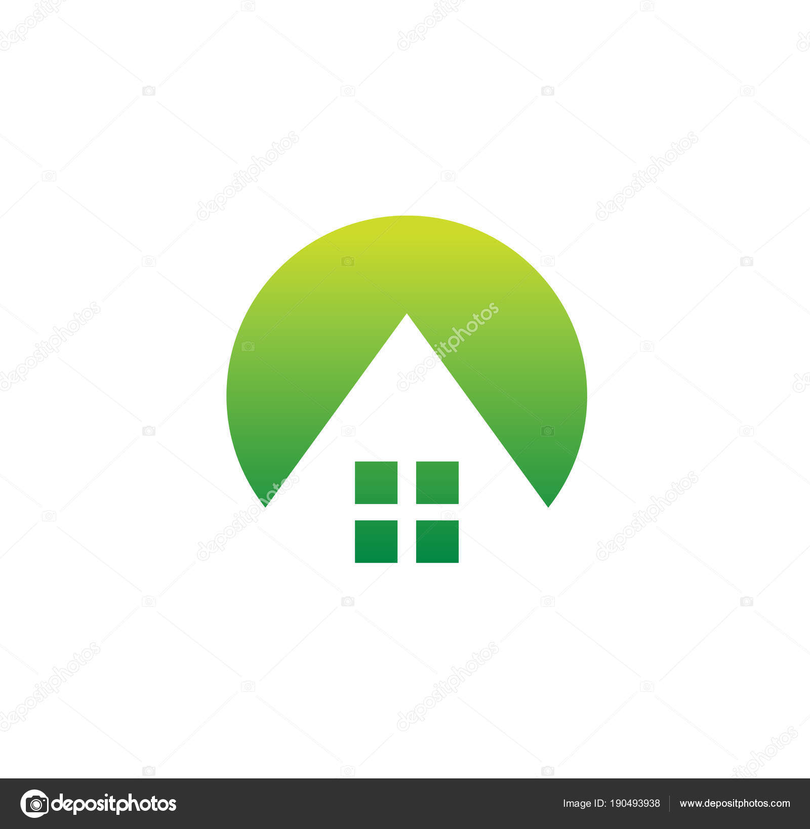 House logo, hostel, home design, repair business, real estate icon ...