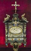Sarkofág s svatých relikvií