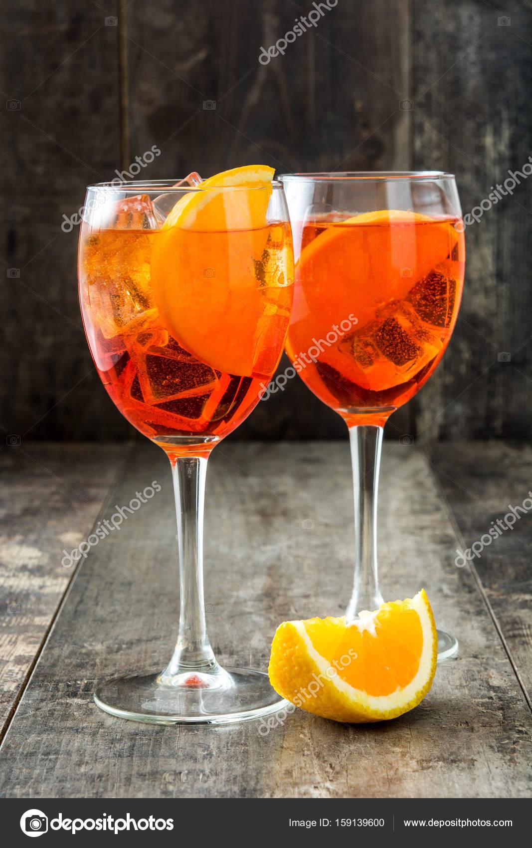 Aperol spritz gläser