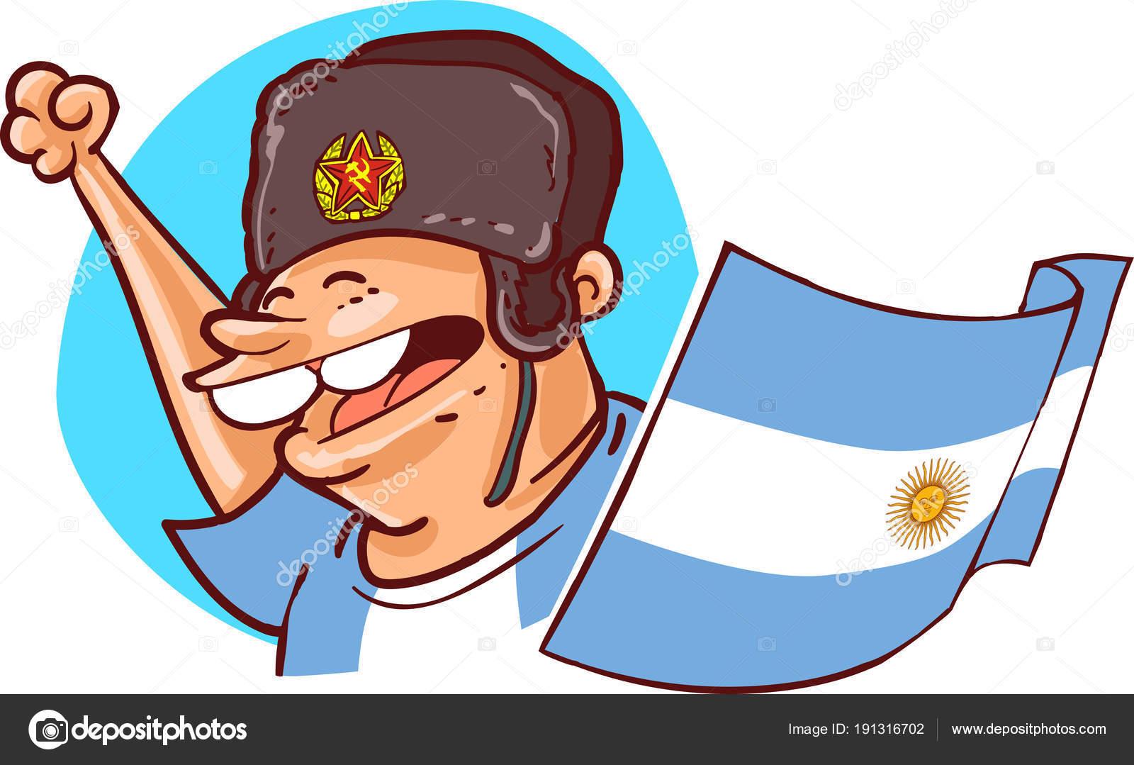 Imágenes Animadas De Argentina Futbol Partidario