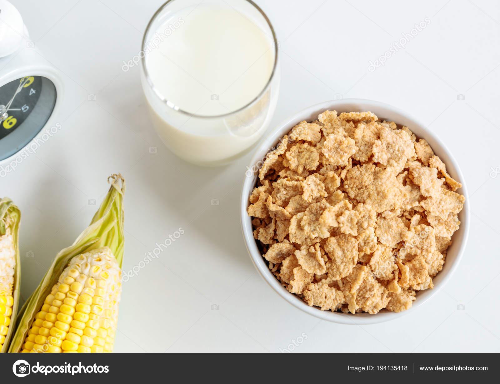 mat med mjölk
