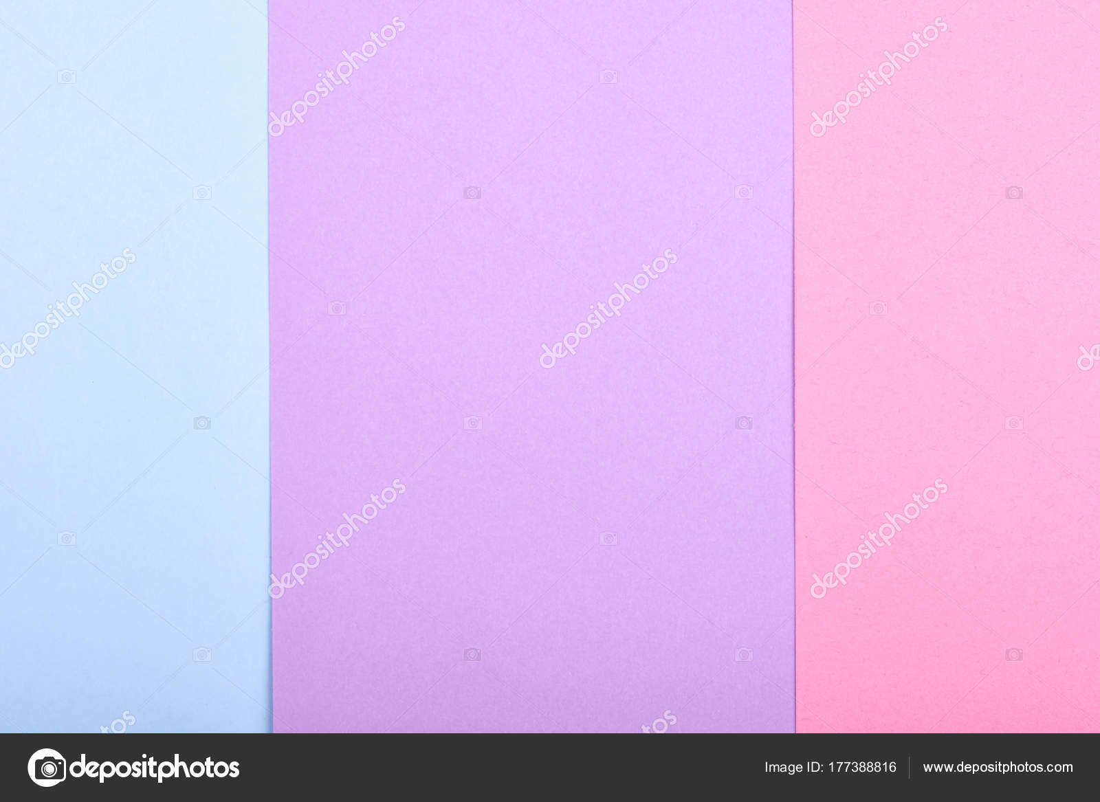 Material Design Style Of Color Paper Template For Background And