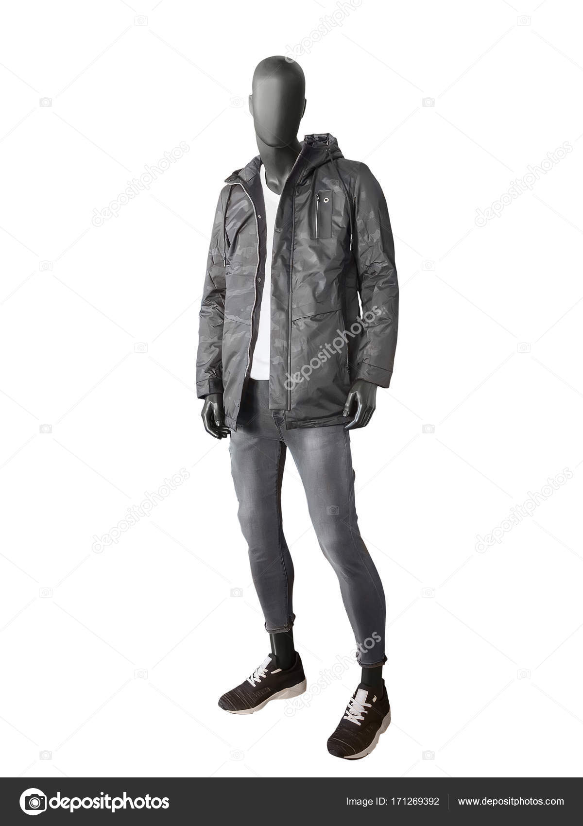 Full-length male mannequin  — Stock Photo © modustollens #171269392