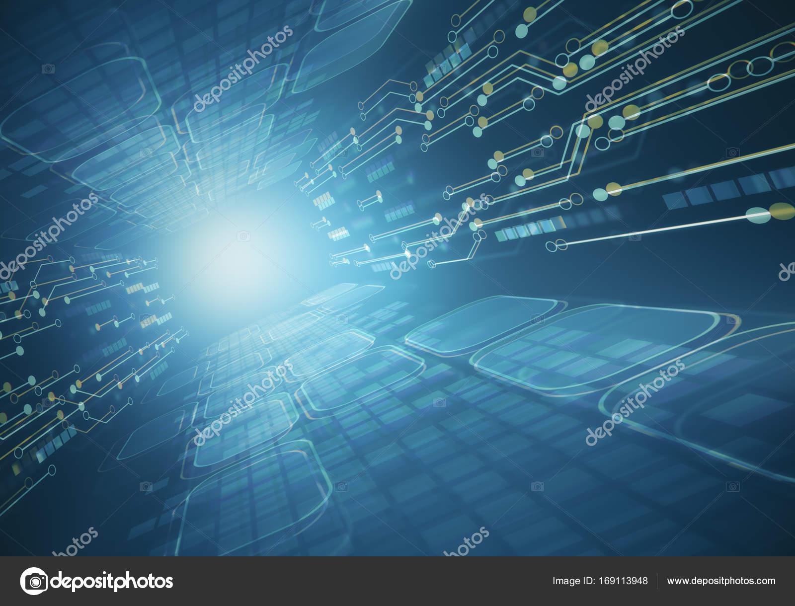 Circuit Board Wallpaper Stock Photo Peshkov 169113948