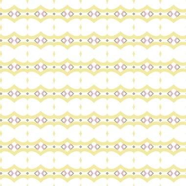 seamless pattern with geometric shape design