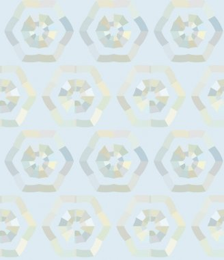 abstract ornamental print, seamless pattern fabric background