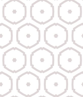 seamless pattern with geometric shapes, vector illustration