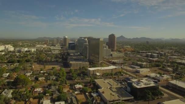 Légi videó a Phoenix, Arizona