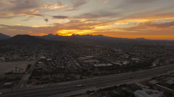 Antenna video-ból Tucson, Arizona