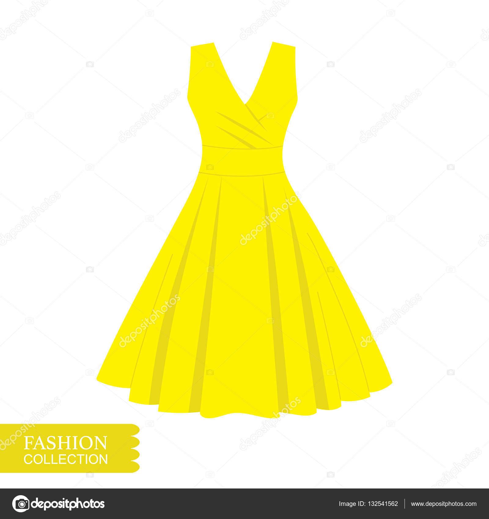 9f43623a4883f çok güzel bir elbise çizimi. — Stok Vektör © barkarola #132541562